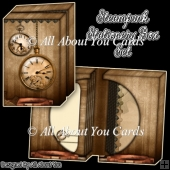 Steampunk Stationery Box Set