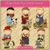 Boys Stuff Collection - SPECIAL EDITION