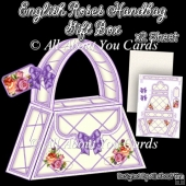 English Roses Handbag Gift Box