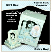Baby Boy Gazebo Gift Box