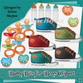 Baby Bits For Boys