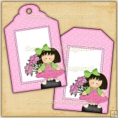 Thinking Of You Gift Tags - REF_T668 & REF_T669