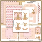 Some Bunny Fold card Kit