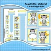 Angel Kitties Waterfall Download