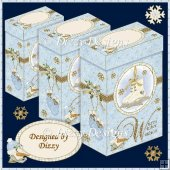 Warm Winter Wishes Gift Boxes