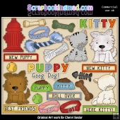 Little Critters ClipArt Collection