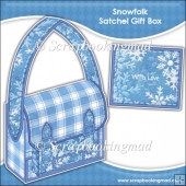 Snowfolk Satchel Gift Box