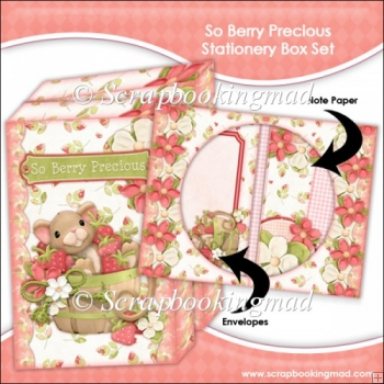 So Berry Precious Stationery Box Set