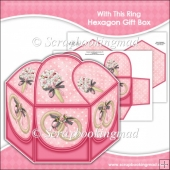 With Is Ring Hexagon Gift Box