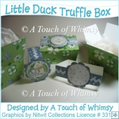 Little Duck Truffle Box