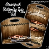 Steampunk Stationery Bag Set