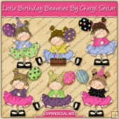 Little Birthday Beauties Collection - SPECIAL EDITION