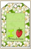 Strawberry Patch Tag - REF_T461