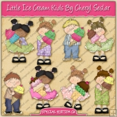 Little Ice Cream Kids Collection - SPECIAL EDITION
