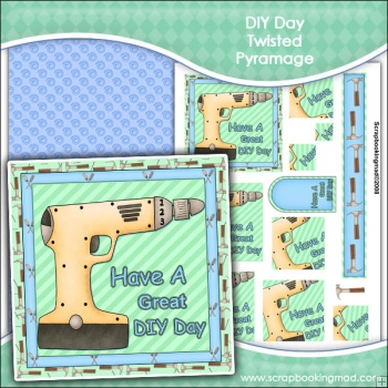 Have A Great DIY Day Twisted Pyramage Download