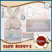 Somebunny Loves You Over The Top Card Kit