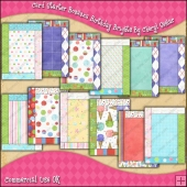 12 Blank Card Starter Bonanza Birthday And Brights