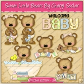 Sweet Baby Bears Collection - EXCLUSIVE SPECIAL EDITION