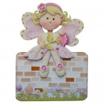 A Fairy in my Garden Over The Top Card - view 1