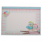 Somebirdy Loves You Over The Top Card - envelope