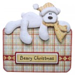 Beary Christmas Over The Top Card - view 1