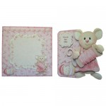 You Are Sew Mice Shaped Fold Card - finished set