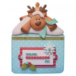 Reindeer Games Over The Top Card - view 1