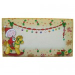 First Second or Young Child's Christmas Gift Set -money envelope