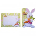 Hoppy Easter Shaped Fold Card - finished set