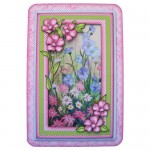 Meadow Flowers Rounded Corner Fold Card - view 1