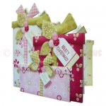 Christmas Gifts Shaped Fold Card - view 2