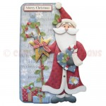Glad Tidings Shaped Fold Card - view 1
