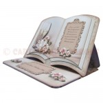 Weddings, Anniversaries & Engagements Open Book Easel Card 2