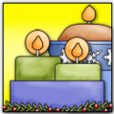 Clipart ~ Candle
